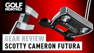Titleist Scotty Cameron Futura 2017 Putters Review