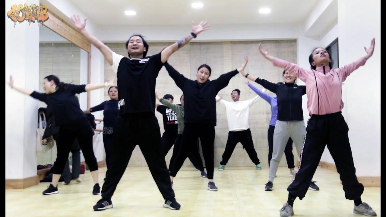 Gokab Dance Fitness Tutorial 1/2