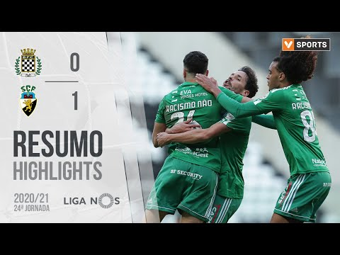 Boavista SC Farense Goals And Highlights