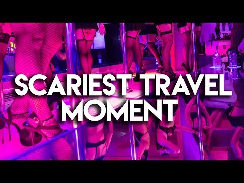 FILMING IN A BANGKOK STRIP CLUB | ADVENTURE TRAVEL STORIES |