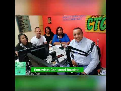 #NelsonLopezUnServidorDeTodos Israel Bautista Entrevista Especial Sociedad, Escuela Y Familia