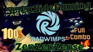 ZenZenZense (Movie Version) - RADWIMPS - FC - 100% - Guitar Hero