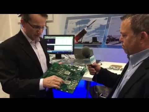 Mercury Systems booth video at AUSA 2016