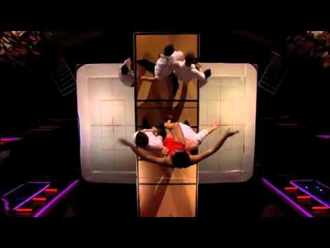 Acrobats from Every Angle on Ellen DeGeneres' TBS Special