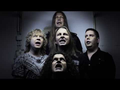PILEDRIVER - Rock In A Crossfire-Hurricane (Official Video)