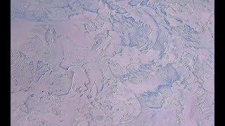 Фактурная штукатурка марсельский воск в стиле зимний пейзаж