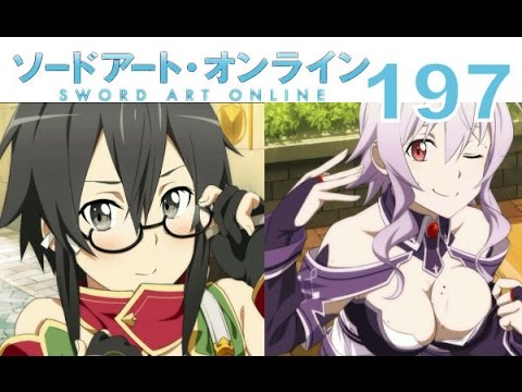 Sword Art Online: Hollow Fragment - PS VITA Walkthrough 197 - Sinon