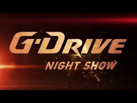 G-Drive Night Show