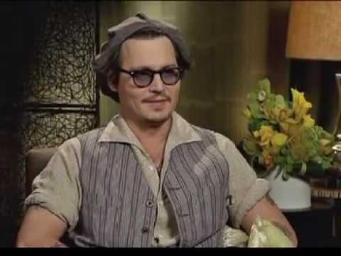 Johnny Depp - Eventos de divulgação de The Rum Diary