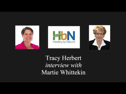 Tracy Herbert Healthy By Nature National Radio Show Intervie