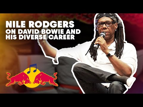 Nile Rodgers Talks Chic, David Bowie and His Diverse Career | Red Bull Music Academy Mp3