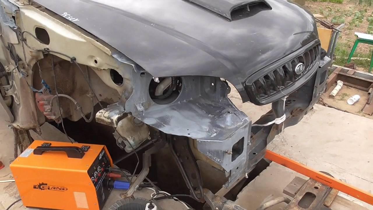 Обзор Hyundai Getz 1 6 - YouTube