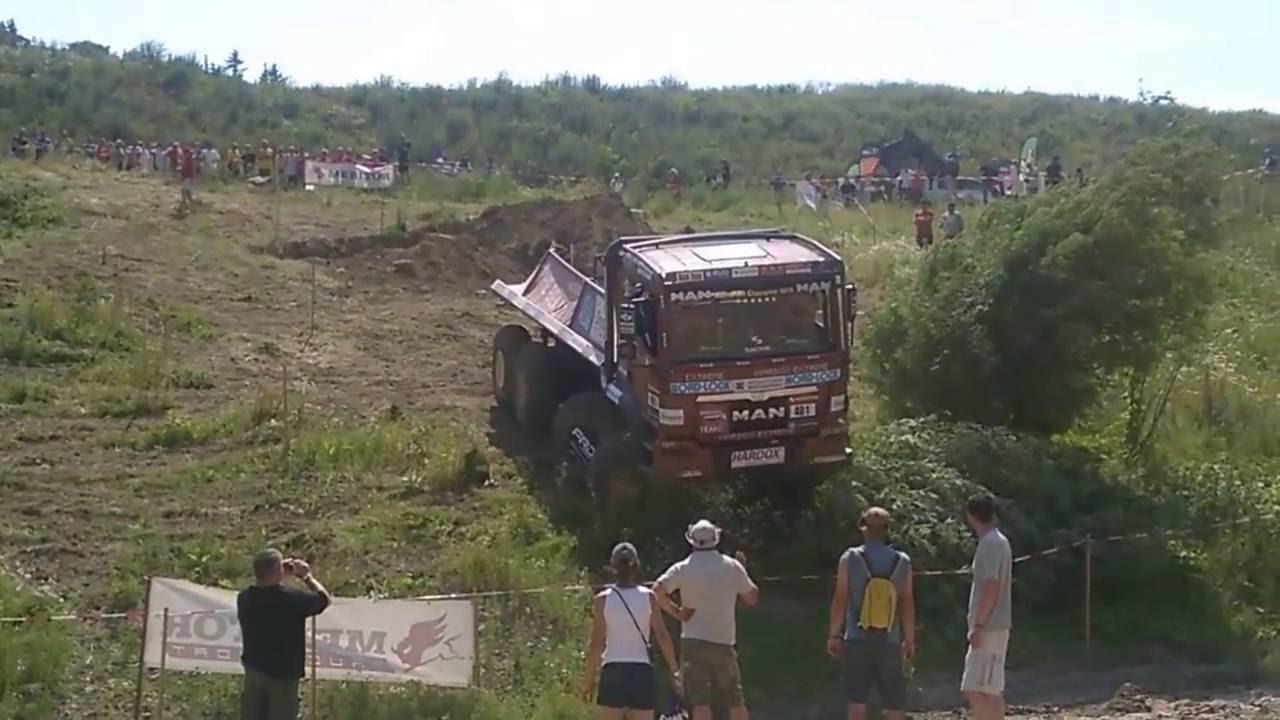 European truck trial Limberg 2016, MAN 8x8 TGS 35-480, galevinc