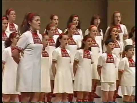 The Bulgarian National Radio Children's Choir - The Mountain has Overturned