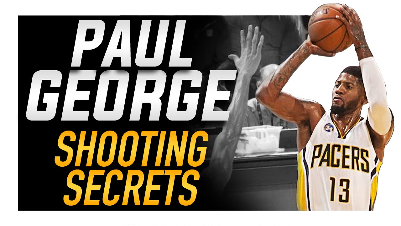 Paul George Shooting Form: Shooting Secrets - YouTube