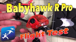 EMax Babyhawk R Pro First Look and First Flights