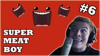 SUPER MEAT BOY | letsplay + facecam | SK | # 6