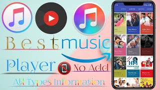 Best music player no add सबसे अच्छा म्यूजिक प्लेयर Best music player download All Types Information