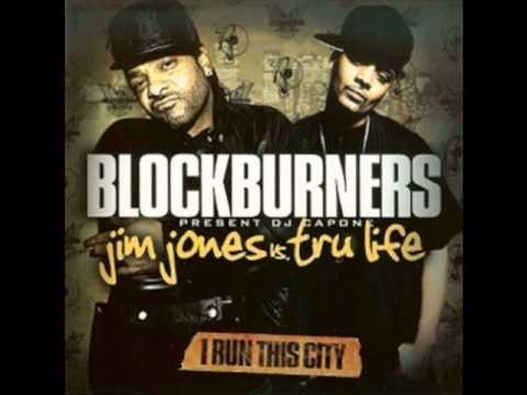 Jim Jones ft Tru Life - Gangsta's Don't Die