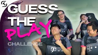 CAN YOU GUESS THE PLAY!? | LEC TEAM CHALLENGE