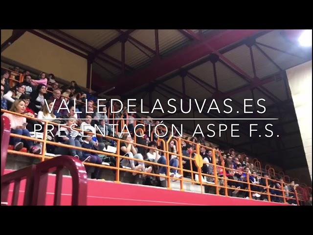 Presentación #Aspe F.S.