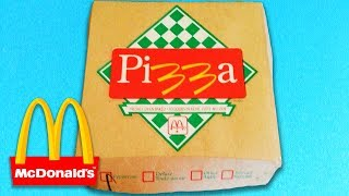 10 McDonalds Packaging That You'll NEVER SEE AGAIN!!!