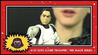 41st elite corps clone trooper   the black series 3 75   wave 2   hd review