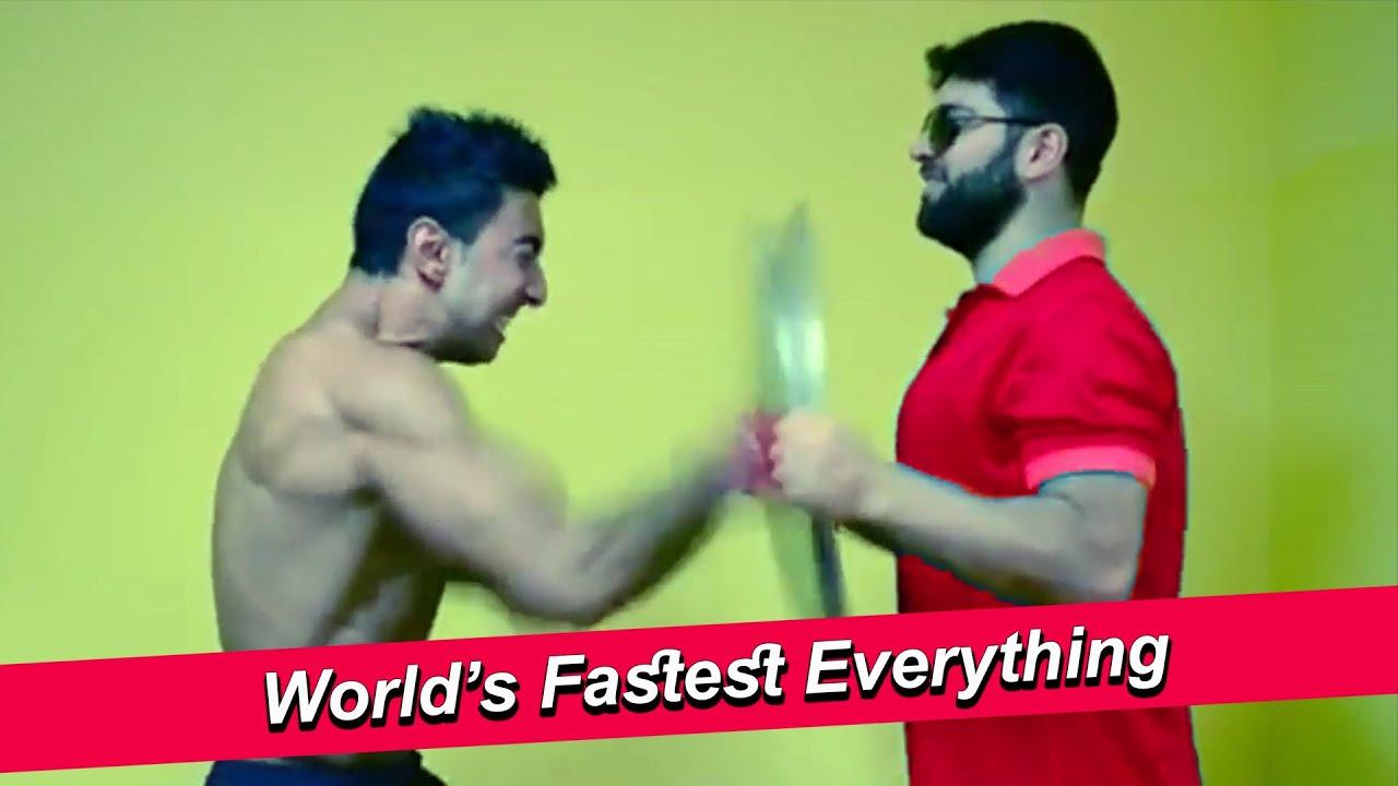 World's Fastest Everything