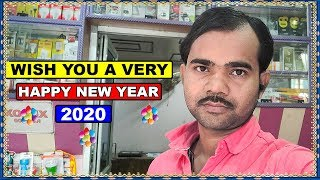 💥 Wish you a very happy new year 2020 💥