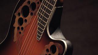 The Celebrity Elite Super Shallow Sunburst Guitar (CE48-1) - Mark Kroos Demo