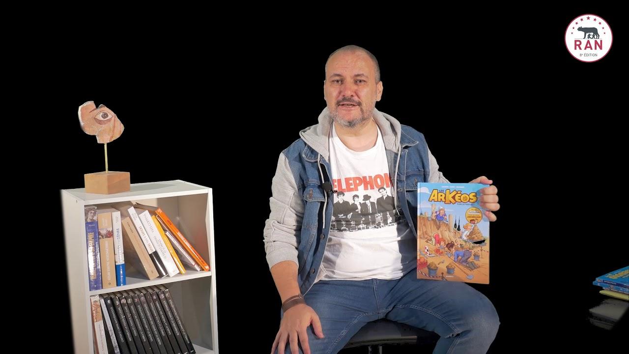 Entretien BD : Jean-Luc Garréra & Alkéo