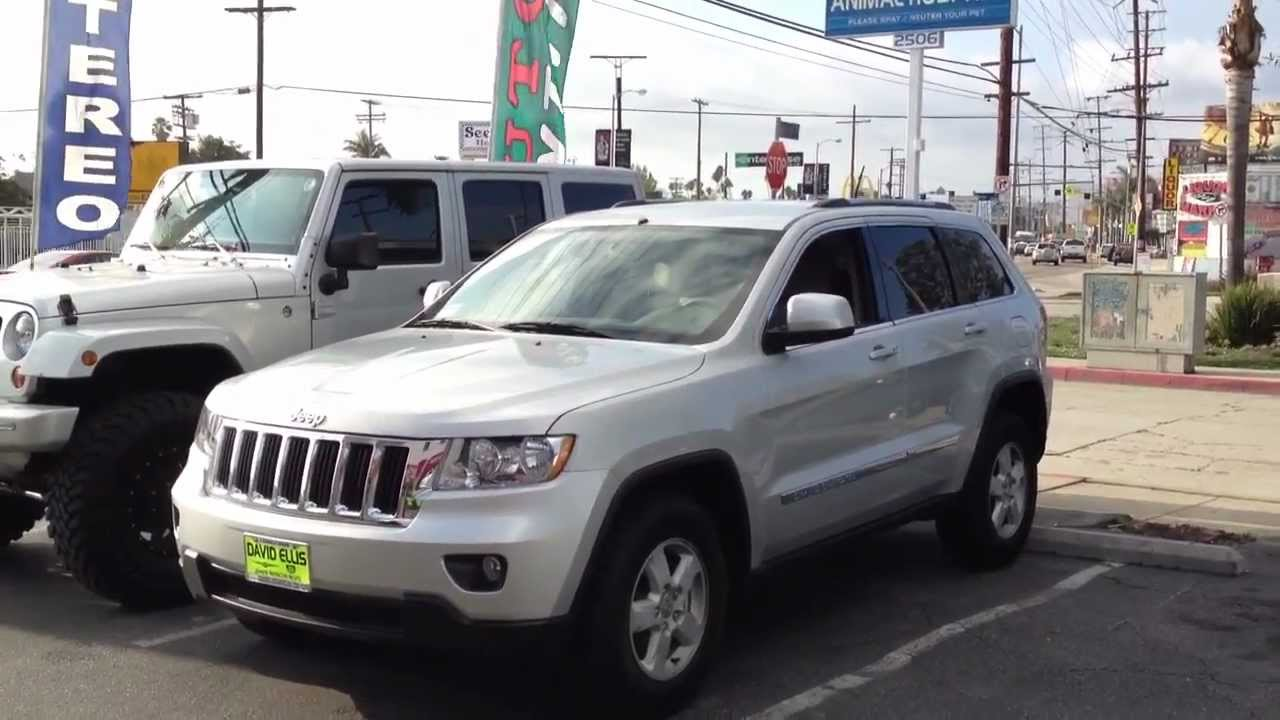 2012 JEEP Grand Cherokee Pioneer Navigation Metra PAC AUDIO AL U0026 EDu0027S Santa  Monica, CA