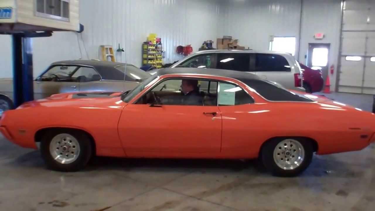 Ford Torino Orange Wms