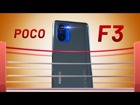 Đánh giá chi tiết Poco F3: 9 triệu Snap 870, màn hình đẹp 120Hz, hoàn thiện tốt