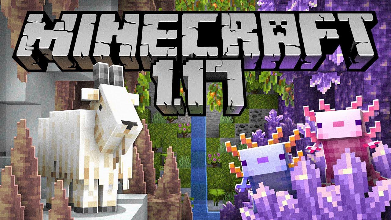 Minecraft 1.17 - Tudo que você precisa saber!