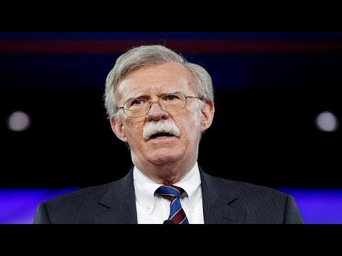 ترامب يعين بولتون محل مكماستر مستشارا للأمن القومي الأمريكي  - نشر قبل 3 ساعة