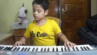 BILOTE HALISE DHUNIA PODUMI...(melody in keyboard)