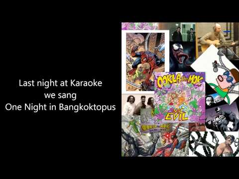 Ookla the Mok : Doctor Octopus Lyrics