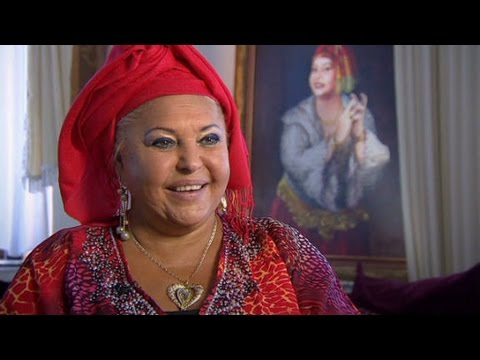 The 'Gypsy Queen' of Macedonia