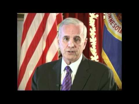 Governor Dayton: What