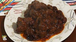 102 - Cinghiale in salmì...per i giorni a venì! (ricetta tipica regionale a base di carne squisita)