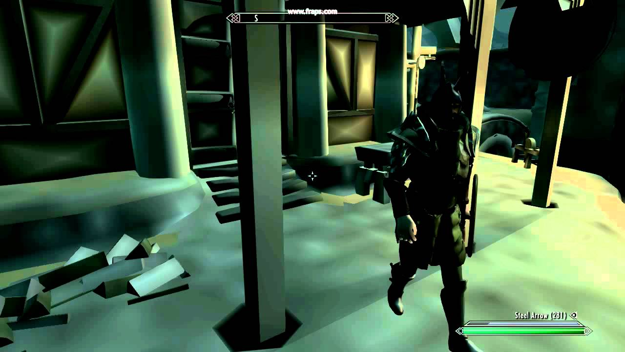 Skyrim::Ultra Low Graphics Mod