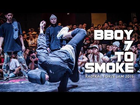 Bboy 1v1 7ToSmoke | Radikal Forze Jam 2015 | RPProductions