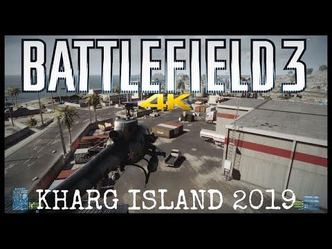 Battlefield 3 Multiplayer 2019 Kharg Island 4K