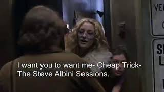 Cheap Trick-I want you to Want Me- Steve Albini sessions