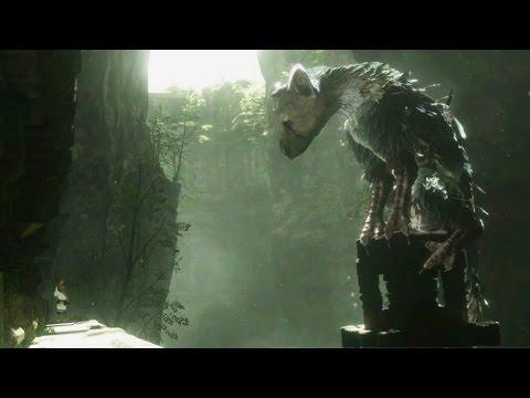 С-с-combo Breaker играет в The Last Guardian на PS4 Pro