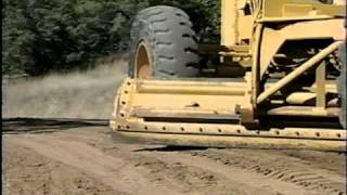 Forest Service Road Maintenance Series: Smoothing and Reshaping the Traveled Way thumbnail