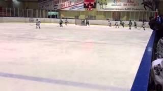 """Ачинск """"Титан""""-Северск финал хоккей 1"""