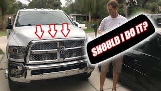 RAM 3500 Update... Love it or Hate it? + NEW Shift Knob for Leroy thumbnail