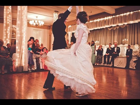 The Laendler  (Sound of Music) - First Wedding Dance!